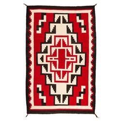"Navajo Rug, 6'1"" x 4'"