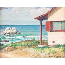 Peter Neilsen, oil on canvas