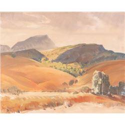 Jack Lauritz, oil on canvas