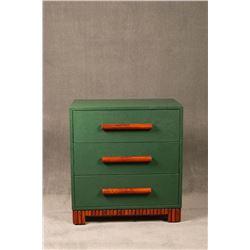 Thomas Molesworth three-drawer chest