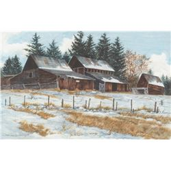 Dick van den Hoogan, watercolor Carolyn Anderson, pastel Marcia Ballowe, watercolor