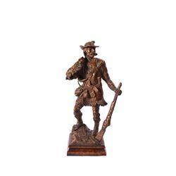Ott Jones, bronze Carol A. Grende, bronze