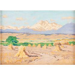 Charles Partridge Adams, oil on canvas