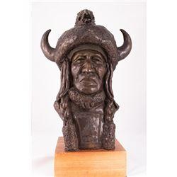 Metz Castleberry, bronze