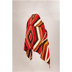 """Navajo Blanket, 6' x 3'9"""""""