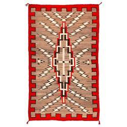 "Navajo Rug, 7'7"" x 4'7"""