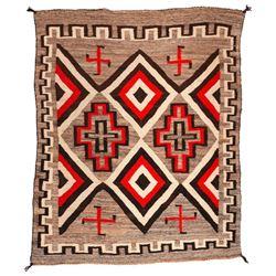 Navajo Rug, 6' x 5'