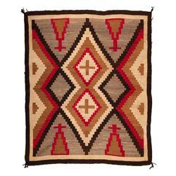 "Navajo Rug, 5'4"" x 4'4"""