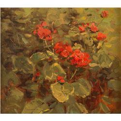 Scott Christensen, oil on canvas