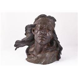 Edward J. Fraughton, bronze