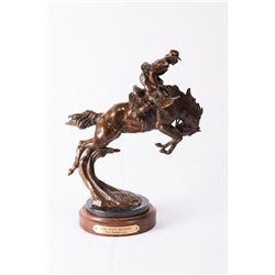 Herb Mignery, bronze