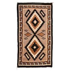 "Navajo Rug, 7'7"" x 4'1"""