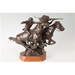 Melvin Warren, bronze