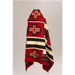 """Navajo Blanket, 6'6"""" x 5'"""