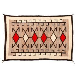 "Navajo Rug, 6'5"" x 4'4"""
