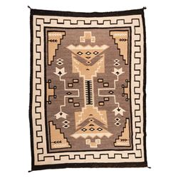Navajo Rug, 6'11  x 5'3