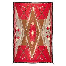 "Navajo Rug, 11'2"" x 8'3"""
