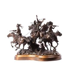 George Montgomery, bronze