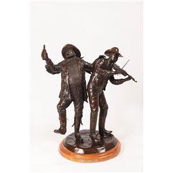 H. Clay Dahlberg, bronze