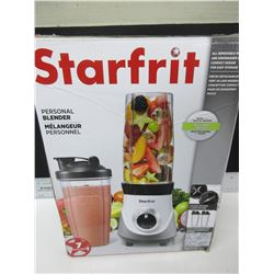 New Starfrit Personal Blender / all removable parts dishwasher safe