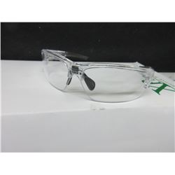 5 New Safety Glasses Clear XP 87 Series