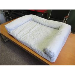 New Pet Bed / Dog Bed 36 x 27  with zippered cover for easy cleaning