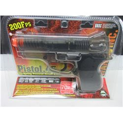 New 45 Caliber Air Soft Pistol / 200fps spring power large 70bb magazine