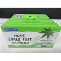 5 New Marijuana Home Drug Test / easy to use 5 min results / 98% accurate