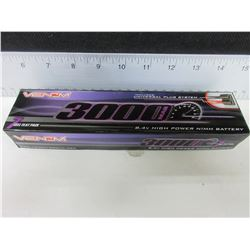 New RC Battery Venom 7 cell flat pack 3000mah 8.4 volt high power NIMH