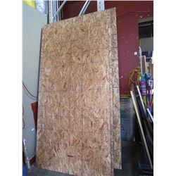 12 PIECES 4X8 OSB SHEETS