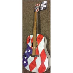 SIGNED TED NUGENT GUITAR