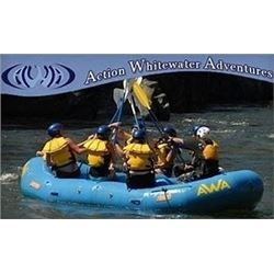 WHITEWATER RAFTING FOR TWO