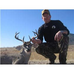 MEXICO COUES DEER HUNT