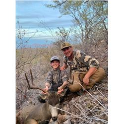 Baja Blacktail Deer Hunt