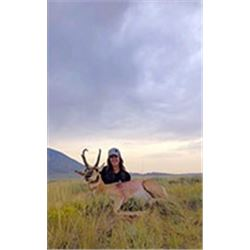 WYOMING PRONGHORN HUNT