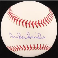 DUKE SNIDER SIGNED RAWLINGS BASEBALL (STEINER COA)