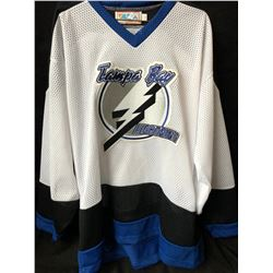 TAMPA BAY LIGHTNING HOCKEY JERSEY (LARGE)