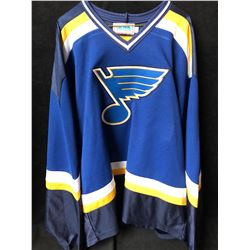 ST. LOUIS BLUES HOCKEY JERSEY (XL)