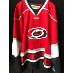 CAROLINA HURRICANES HOCKEY JERSEY (XL)
