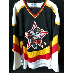 Russian Penguins Hockey Jersey (Small)