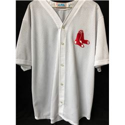 BOSTON RED SOX BASEBALL JERSEY (XXL)