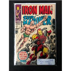 1968 IRON MAN & SUB-MARINER #1 KEY ISSUE