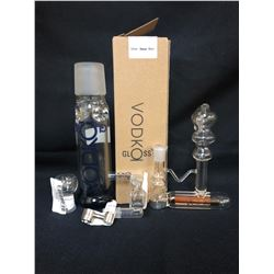 420 ACCESSORIES LOT (PIPE/ BONG...)