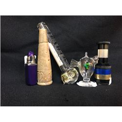 420 ACCESSORIES LOT (GRINDER/ PIPES...)