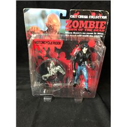 Cult Cinema Collection Zombie Dawn of the Dead Figure #3 Motorcycle Rider