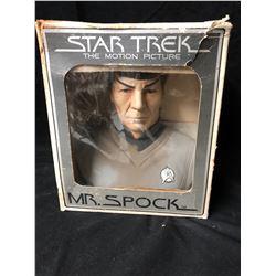 1979 Mr Spock - Grenadier Original - Decanter - Porcelain Bust
