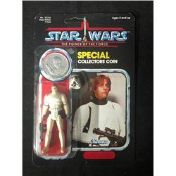Kenner Star Wars Power of the Force Luke Skywalker (Imperial Stormtrooper Outfit)