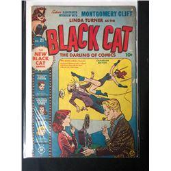 Black Cat Comics #21 (Harvey, 1950)