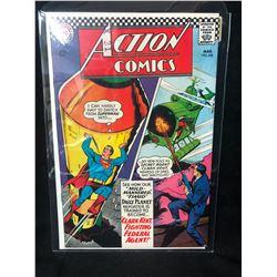ACTION COMICS #348 (DC COMICS)
