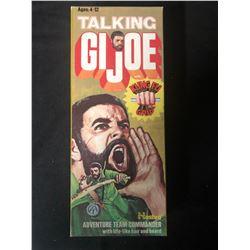 Vintage 1970s Talking GI JOE Adventure Team Commander Kung Fu Grip